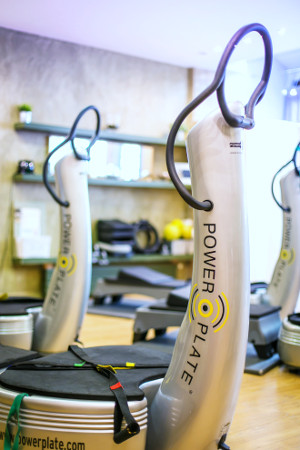 Body Allure centre Power Plate à Paris