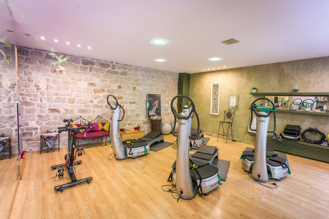 Body Allure : coaching sur Power Plate à Paris